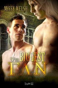 Couverture du livre : Greeks Invented Love, Tome 1 : Your Biggest FAN