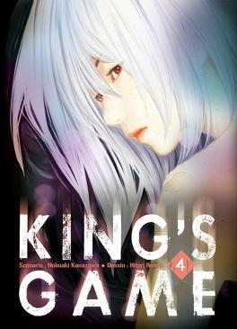 Couverture du livre : King's Game, Tome 4