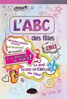 Couverture du livre : L'ABC des filles 2011