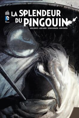 Couverture du livre : La splendeur du pingouin