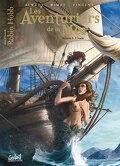 Les Aventuriers de la Mer, Tome 1 : Vivacia (BD)