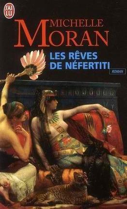 Couverture du livre : Les rêves de Néfertiti