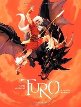 Couverture du livre : Turo, tome 1 : Le Crâne du Roi-Sorcier