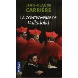 Couverture du livre : La Controverse de Valladolid