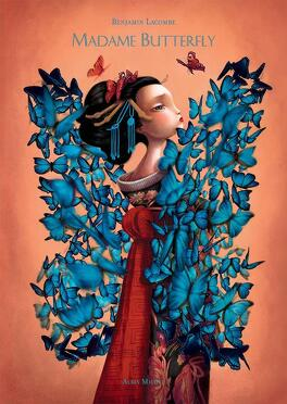 Couverture du livre : Madame Butterfly