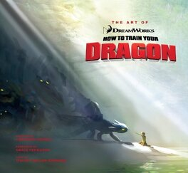 Couverture du livre : The Art of How to train your Dragon