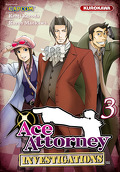 Ace Attorney : Investigations, Tome 3