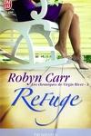 couverture Les Chroniques de Virgin River, tome 2 : Refuge