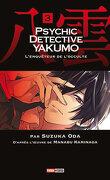 Psychic Detective Yakumo, tome 3