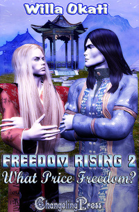 Couverture du livre : Freedom, Tome 2 : What Price Freedom?