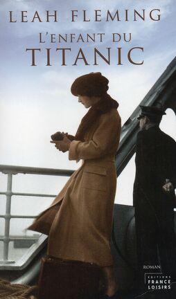 Couverture du livre : L'Enfant du Titanic