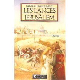 Couverture du livre : Les lances de Jérusalem