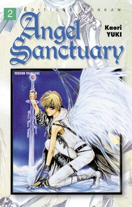 Couverture du livre : Angel sanctuary, tome 2