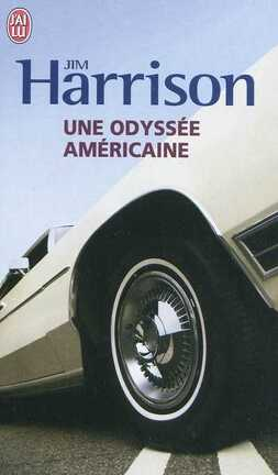 Couverture du livre : Une odyssée américaine