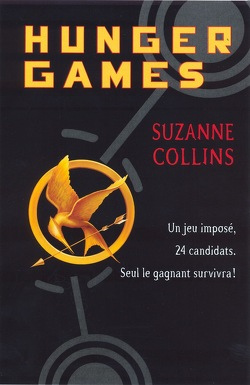 Couverture de Hunger Games, Tome 1