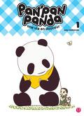 Pan' Pan Panda : Une vie en douceur, Tome 1