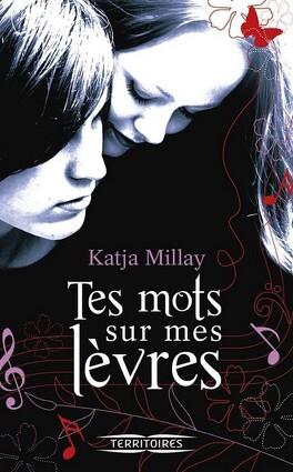 Couverture du livre : Tes mots sur mes lèvres