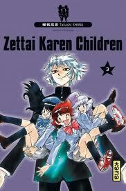 Couverture du livre : Zettai Karen Children, Tome 3