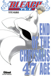 couverture Bleach, Tome 47 : End of the Chrysalis