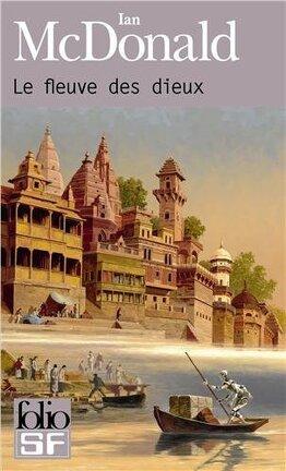 Couverture du livre : Le fleuve des dieux