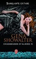 Chasseuse d'Aliens, Tome 5 : Sanglante Extase