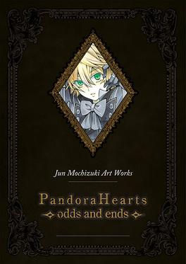 Couverture du livre : Pandora Hearts - Odds and Ends