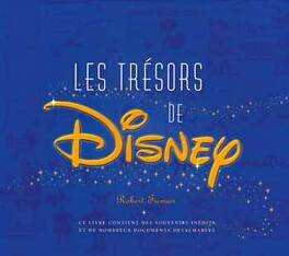 Couverture du livre : Les trésors de Disney