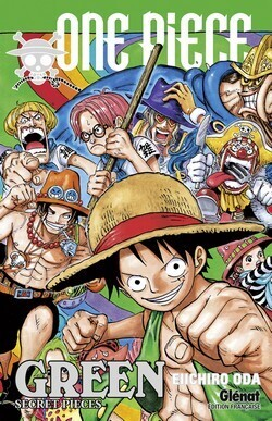Couverture du livre : One Piece Green, Secret pieces