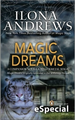 Couverture du livre : Kate Daniels, Tome 4.5 : Magic Dreams