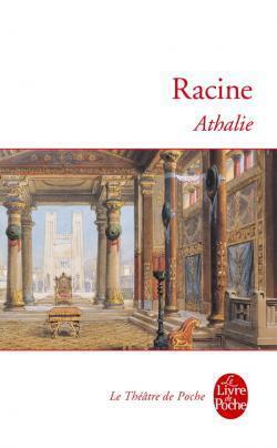 Couverture du livre : Athalie