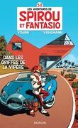 Spirou et Fantasio, tome 53 : Dans les griffes de la Vipère