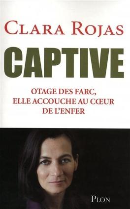 Couverture du livre : Captive