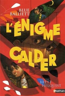 Couverture du livre : L'énigme Calder