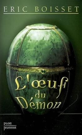 Couverture du livre : L'oeuf du démon