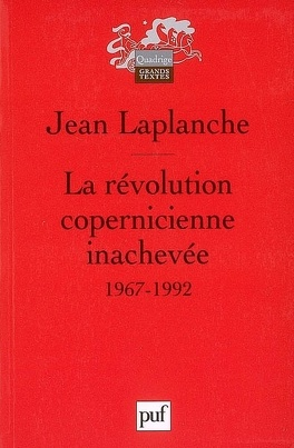 Couverture du livre : La révolution copernicienne inachevée : travaux 1967-1992