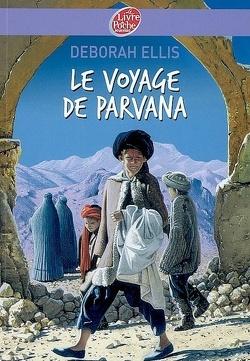 Couverture de Le Voyage de Parvana