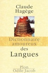 couverture Dictionnaire amoureux des langues