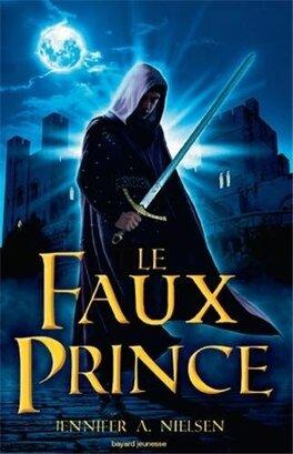 Couverture du livre : Au Royaume de Carthya, Tome 1 : Le Faux Prince