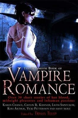 Couverture du livre : The Mammoth Book of Vampire Romance