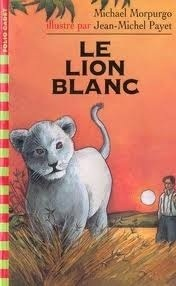 Couverture de Le Lion blanc