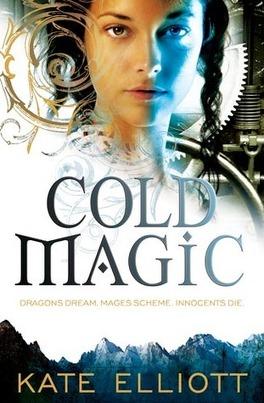 Couverture du livre : The Spiritwalker Trilogy, Tome 1 : Cold Magic