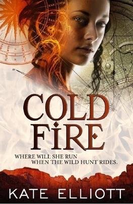 Couverture du livre : The Spiritwalker Trilogy, Tome 2 : Cold Fire