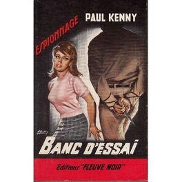 Couverture du livre : Banc d'essai