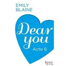 Couverture de Dear You, Acte 6