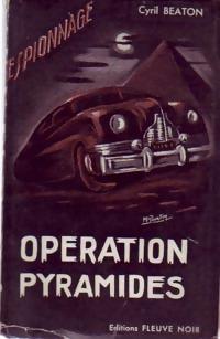 Couverture du livre : Opération pyramides