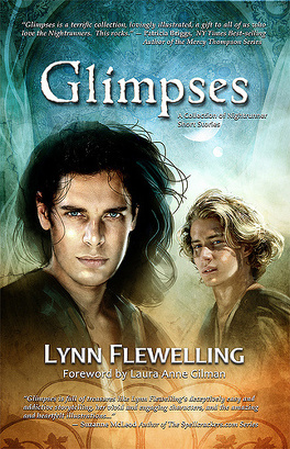 Couverture du livre : Glimpses : A collection of Nightrunner short stories