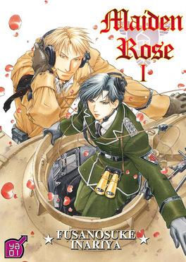 Couverture du livre : Maiden Rose, Tome 1