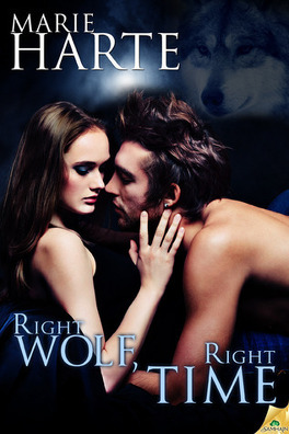 Couverture du livre : Cougar Falls, Tome 6 : Right Wolf, Right Time