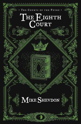 Couverture du livre : Les Cours des Feys, Tome 4: The Eighth Court