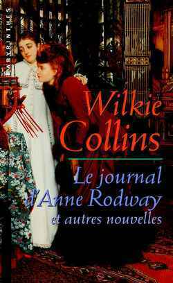 Couverture du livre : Le journal d'Anne Rodway